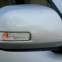Fortuner Chrome Mirror Cover With Turn Garnish