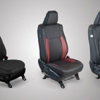 Innova Crysta Seat Cover Leather 8S G Grade and Below