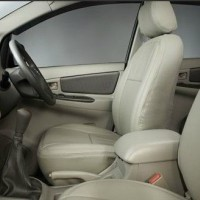 Innova Leather Seat Covers 7S 1