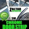 Chrome Strip Edge Protector