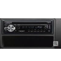 Polo Kenwood Music System Dual Din with FR Spk