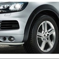 Touareg Wheelarch Extension