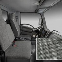 D-MAX Space Cab Arched deck Seat Covers