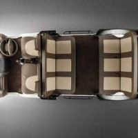 Supro VX Fabric Seat Cover