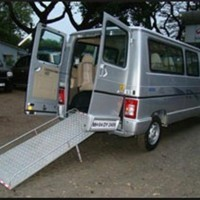 Winger Deluxe AC Wheel Chair Accessible