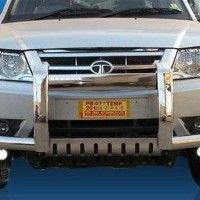 Xenon CNG Front Grill Guard