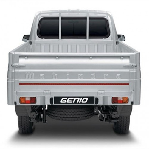 Mahindra Genio Truck Goods Delivery