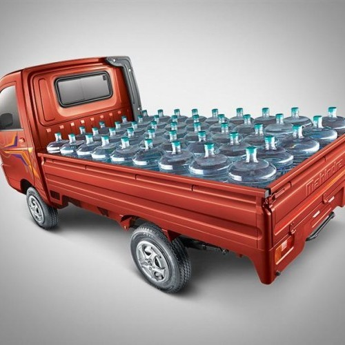 Mahindra Supro Maxitruck T6 Bottle Holder