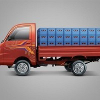 Mahindra Supro Maxitruck T6 Cool Drinks