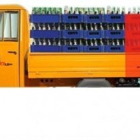 Piaggio Ape Xtra Cool Drinks Carrier