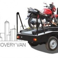 Tata Super Ace Two Wheeler Recovery Van