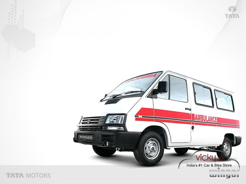 Tata Winger Ambulance