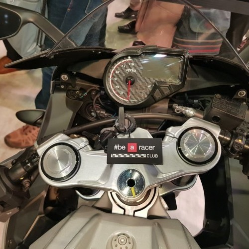 Aprili Rs 150 Instrument Panel