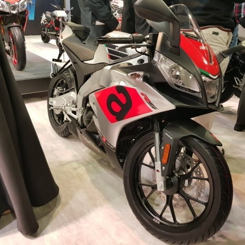Aprilia Rs 150 Front Profile