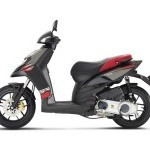 Aprilia Sr 125 Side View 2
