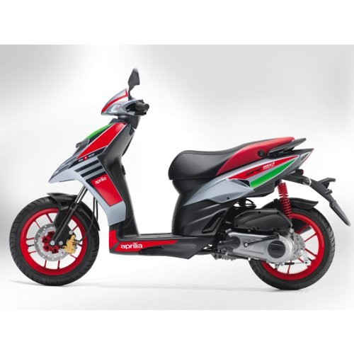 Aprilia Sr 150 Side View