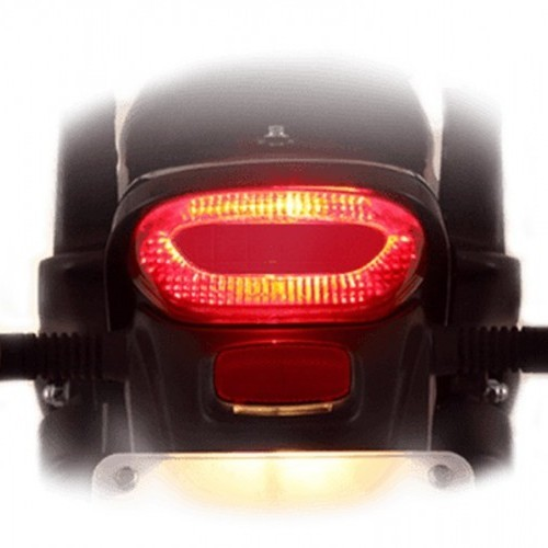 Avenger New Tail Lamp