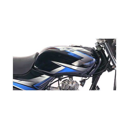 Bajaj Ct 100 Chrome Graphics