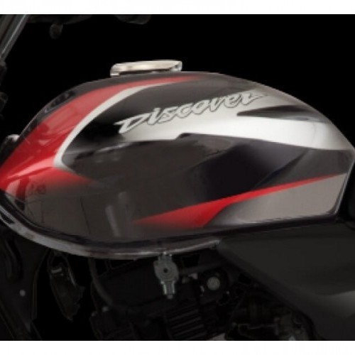 Bajaj Discover Stylish New Decals