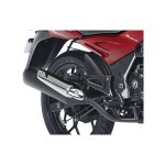 Bajaj Discover 150 F Exhaust View