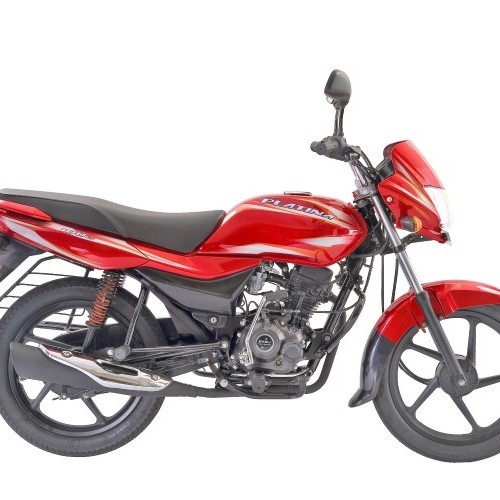Bajaj Platina 100 Es Clear Picture Side View