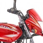 Bajaj Platina 100 Es Head Light