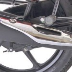 Bajaj Platina 100 Es Heat Shield