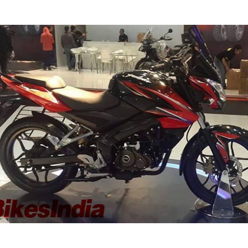 Bajaj Pulsar 150ns Side View 1