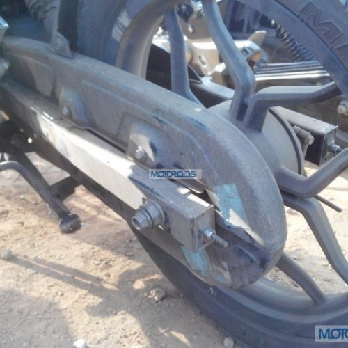 Bajaj Pulsar 150ns Spied Chain Guard