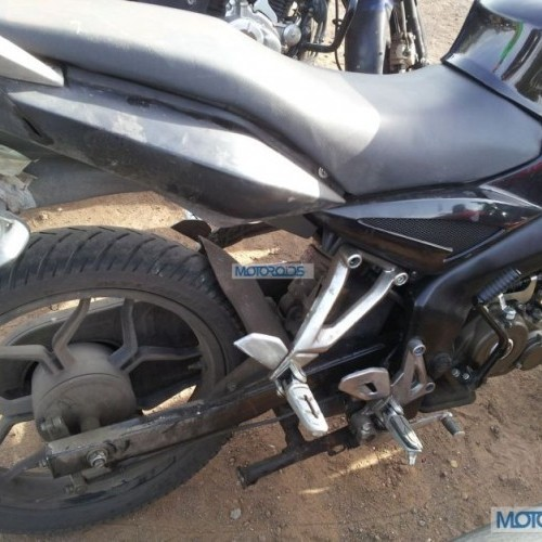 Bajaj Pulsar 150ns Spied Foot Pegs