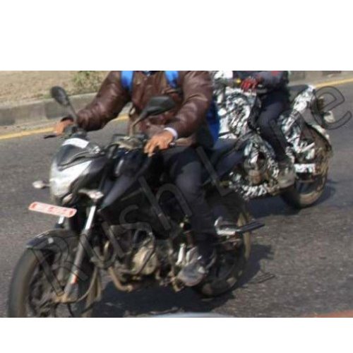 Bajaj Pulsar 180ns Spy Picture 1