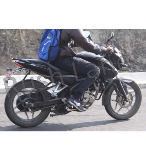 Bajaj Pulsar 180ns Spy Picture 2