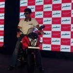 Bajaj Pulsar As200 With Rajiv Bajaj