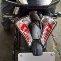 Pulsar 200Ss Led Tail Lamps