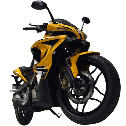 Bajaj Pulsar Rs 200 Wheel