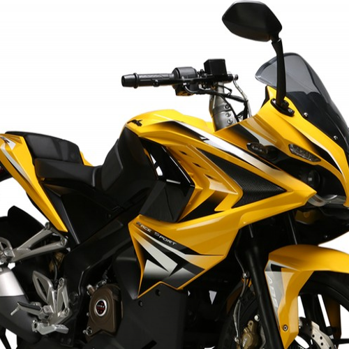 Bajaj Pulsar Rs200 Fairing Graphics