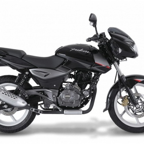 2018 Bajaj Pulsar 150 Side View