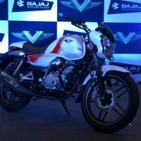 Bajaj V15 Color White