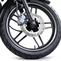 Bajaj V15 Vikrant Bike Aluminium Alloy Wheel