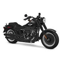 Harley Davidson Fat Boy Picture