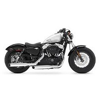 Harley Davidson Forty Eight Picture