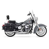 Harley Davidson Heritage Softail Classic Picture