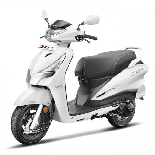 Hero Duet 125Cc Front View