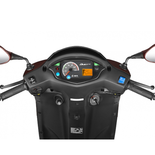 Hero Duet 125cc Instrument Panel