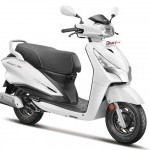 Hero Duet 125Cc Quarter View