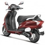 Hero Duet 125Cc Seating Position Girls Men