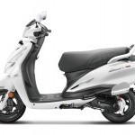 Hero Duet 125Cc Side View