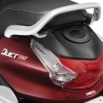 Hero Duet 125Cc Tail Lamp