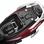 Hero Duet 125Cc Underseat Storage