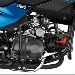 Hero Glamour 125 Disc Self And Alloy Engine